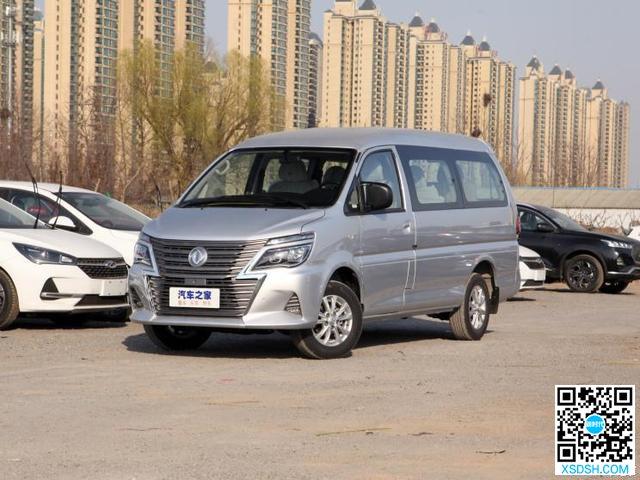 7.49万起 东风风行菱智M5L新车型上市