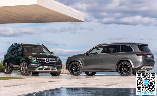 2019度重磅SUV盘点,奔驰GLS、宝马X7、奥迪