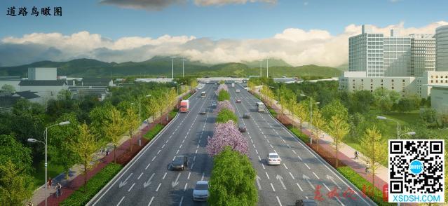 石安公路(安宁段)提升改造预计2020年底顺利通车